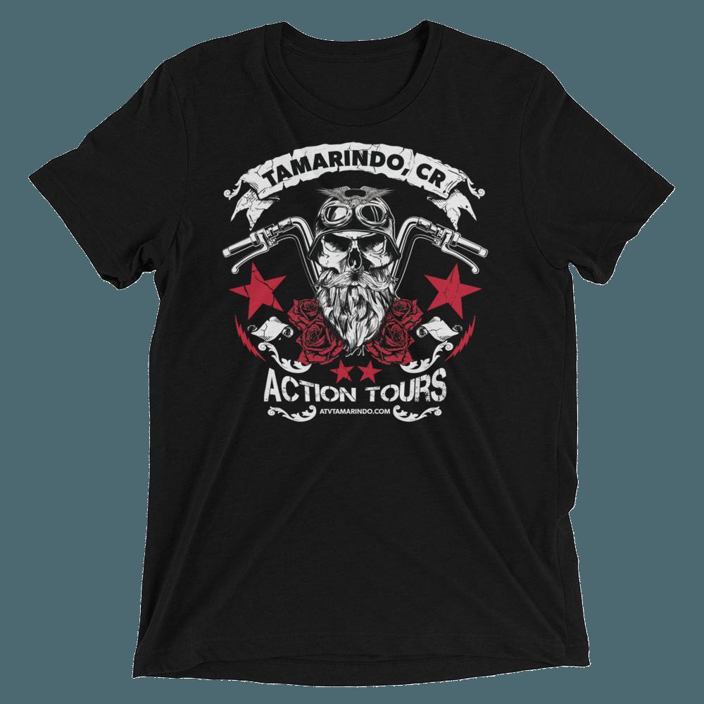 Action-Tours-T-Shirt-3-Outlines_mockup_Wrinkle-Front_Solid-Black-Triblend