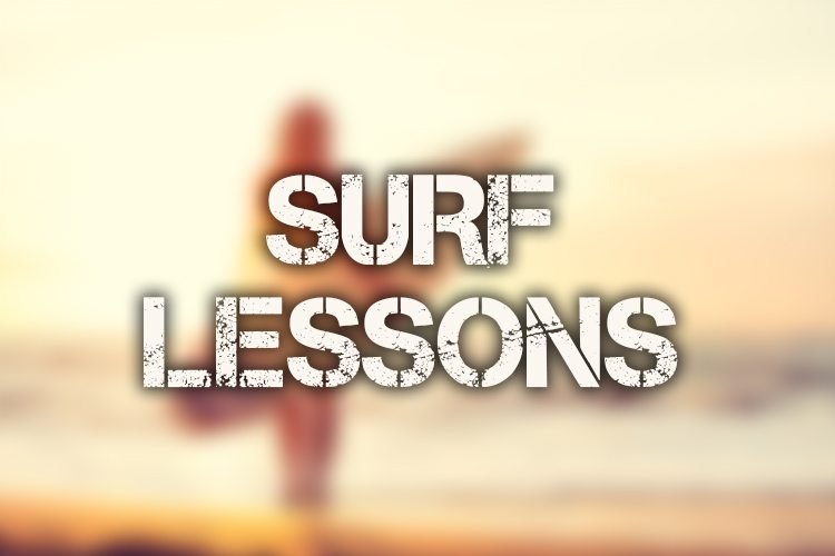 Surf Lessons Over